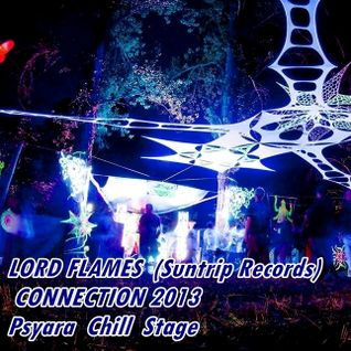 Lord Flames ٠•●●•٠٠ Psyara Chill Stage ٠•●●•٠٠Connection 2013