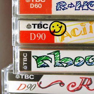 R-House classic house and acid house mashup mix