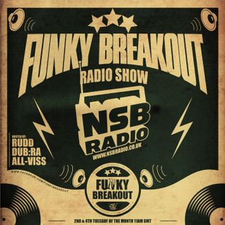 Funky Breakout on NSBradio.co.uk 2013-04-23