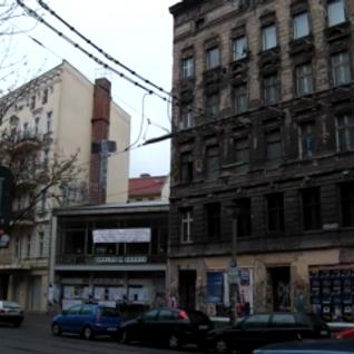 Funkhaus Prenzlauer Berg Thema Klubsterben in Berlin feat. Icon und kdr