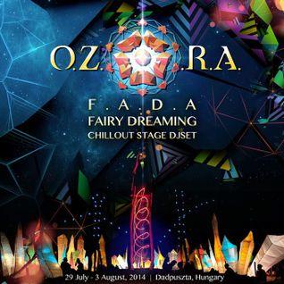 Fada * Fairy Dreaming - O.Z.O.R.A. Festival 2014 (ago14)