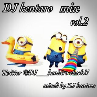 DJ kentaro mix vol.2