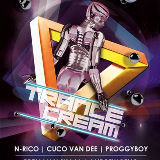 ProggyBoy @ Trance Cream, Pantheon Club, Pilsen (1.8.2014) RECONSTRUCTION