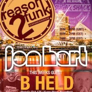 B.Held - Reason2Funk - 12.19.15