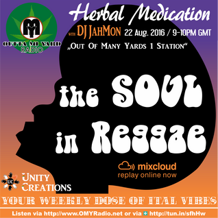 It's a Soul Shakedown Party at Outta Mi Yard Radio!