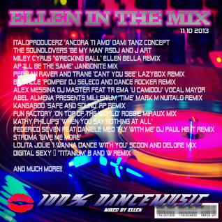 Ellen in the MixXx New Releases Italo Dance Handsup and Rmx Preview 11-10-2013