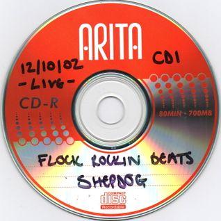 Flock Rockin Beats - Shepdog (Live 12/10/02)
