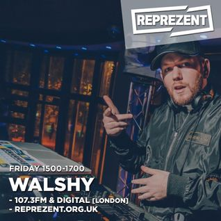 14th October 2016 - The Urban Show: 3-5PM - Reprezent Radio 107.3FM