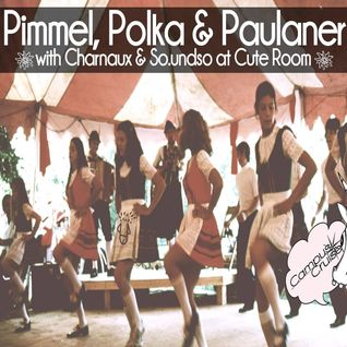 So.undso - Pimmel, Polka & Paulaner @ Cute Room 2016 Vinyl Set