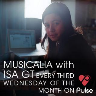Musicalia on Pulse Radio 17.10.12