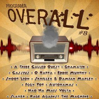 Programa OVERALL #8 - Abril 2016