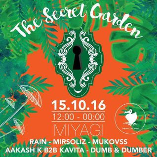 "Mukovss @ The Electric Dodo presents ""The Secret Garden"""
