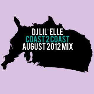 Coast 2 Coast August 2012 Mix