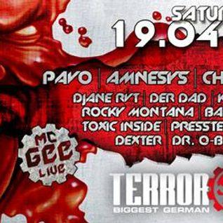Rocky Montana - Wars of Core (Bombing Terrordome 19.04.2014)