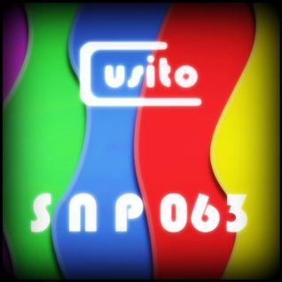 Cusito - Saturday Night Podcast 063 (16-03-2013)
