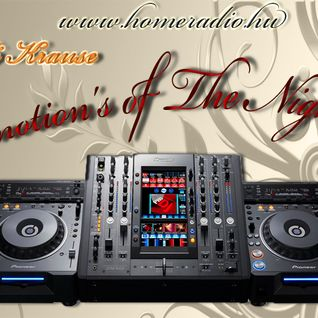 Dj.Krause - Emotion's Of The Night 004 @ www.homeradio.hu