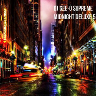 DJ Gee-O Supreme: Midnight Deluxe 5