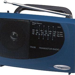 TransistorFunk 6 august 2011 pt.1