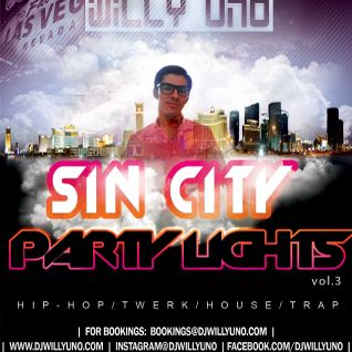 SIN CITY PARTY LIGHTS VOL.3
