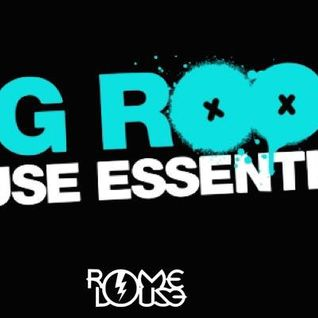 ROMELOUSE x JUST GEE - BIG ROOM ESSENTIALS