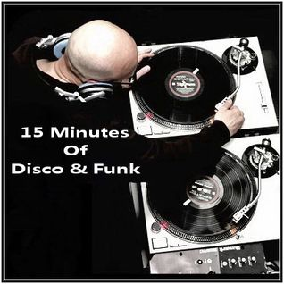 Dj ''S'' - 15 Minutes Of Disco & Funk
