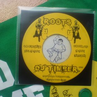"""Roots"" - B-Boy Breaks Mix CD Preview"