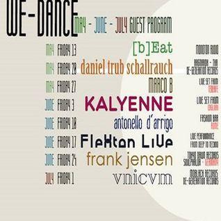 Mix Tech House - WE DANCE- Radio Stella Tortoli 3 june 2016 (part 1)
