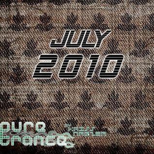 Pure Trance - July 2010