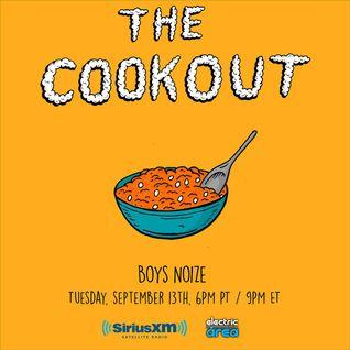 The Cookout 012: Boys Noize [Daft Punk's Roulé & Crydamore Labels Tribute Mix]