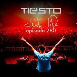 Tiësto -Club Life 280