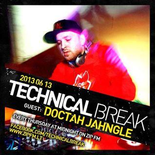 ZIP FM / Technical Break / 2013-06-13