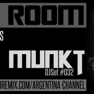 FLORIAN MUNKT DJSET / BLACK ROOM #032 - UCULTURMIX.COM/ARGENTINA-CHANNEL