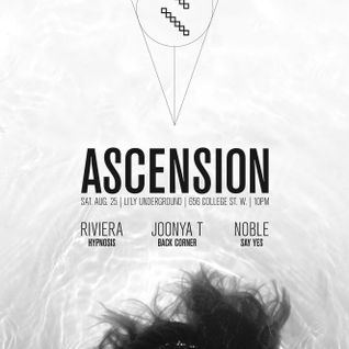 ASCENSION SAMPLER - EXCLUSIVELY FOR TWO FLOORS DEEP