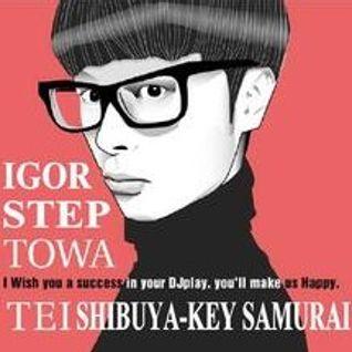 IGOR STEP - SHIBUYA-KEI SAMURAI (A Tribute Mix to Towa Tei, 2009)