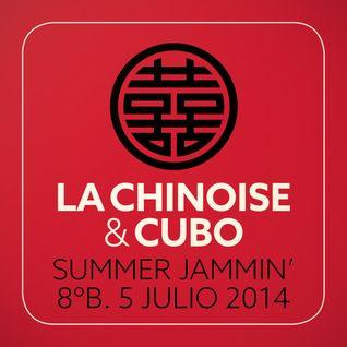La Chinoise & Cubo: Summer Jammin'. 8ºB, 5 julio 2014