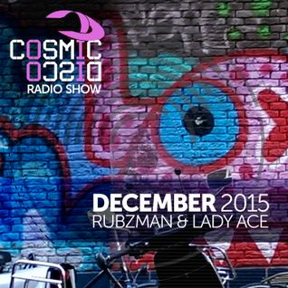 Cosmic Disco Radioshow - DECEMBER 2015