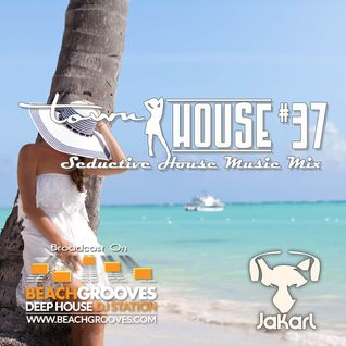 townHOUSE 37-Deep & Vocal House mix~BeachGrooves.com Ibiza 26-Sep-2016