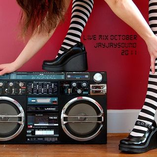 Live Mix October 2011 (Dancehall, Hip Hop, MashUp...)