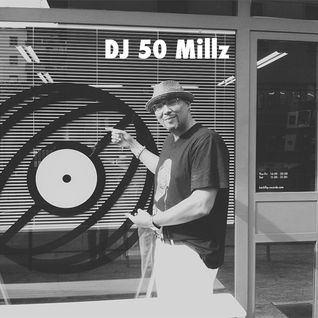 BACKFLIP Records In-Store Session #08 - Vinylloversweek Edition - DJ 5o Millz