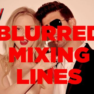 Blurred Mixing Lines
