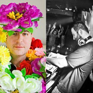 Diplo & Friends on BBC Radio 1 Ft. Justin Martin & Claude Vonstroke 8/11/12