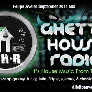 Felipe Avelar Live On GHR September 2011
