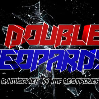 Double Jeopardy - Live on PLUR Radio 16th Jan 2016