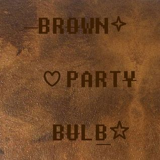 Brown Party Bulb