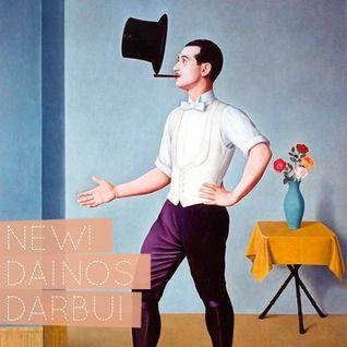 NEW! DAINOS DARBUI: TOMAS R.