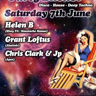 Helen B- Emmanuelles Party Bucket promo mix Sat 7th June Horse and Groom