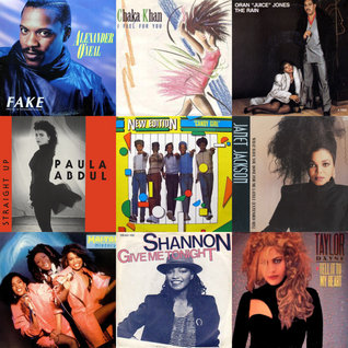 1980s : The 80s Groove : Episode #08