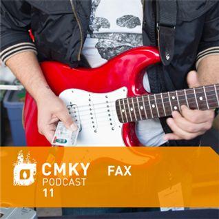 CMKY Podcast 11: Fax
