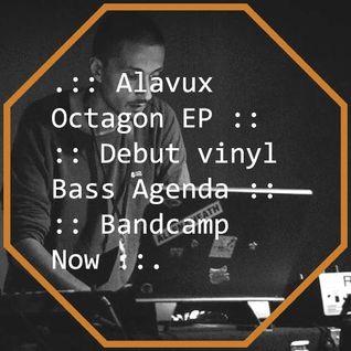 Alavux - Bass Agenda Release Feature Mix