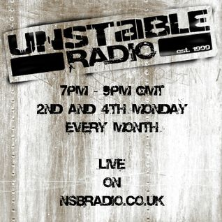 Unstable Radio Podcast Episode #14